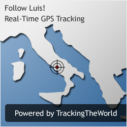 Real-Time GPS Tracking by TrackingTheWorld